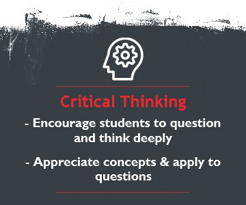 Masterclass - Critical Thinking
