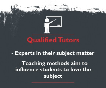 Masterclass Qualified Tutors