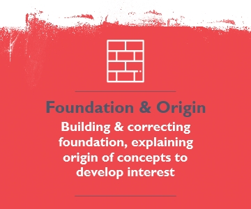 Masterclass - Foundation & Origin