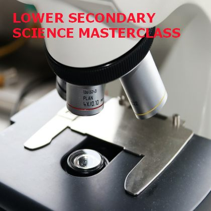 Lower Secondary Science Masterclass
